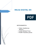 Proyecto ,Sistemas Digitales 2