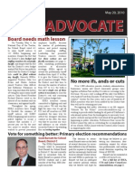 May 2010 Advocate Online