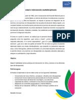 Diplomado en Discapacidad en LÍNEA
