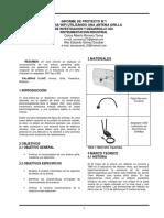 Informe Antena Grillada