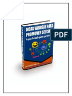 Dicas Valiosas Para Promover Seu Site - Reynaldo Mello