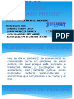 EMBARAZO PRECOZ - PRECOZ.pptx