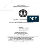 Laporan Ppm Pelatihan Akuntansi Umkm Bagi Umkm Untuk Peningakatan Kinerja Keuangan Perusahaan
