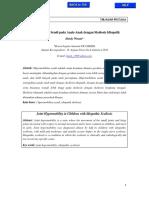 Hipermobilitas Sendi pada Anak-Anak dengan Skoliosis Idiopatik.pdf