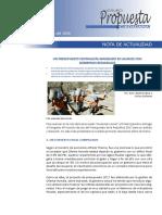 Un Presupuesto Centralista Manejado en Alianza Con Gobiernos Regionales
