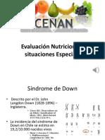 Evaluación Nutricional en Situaciones Especiales