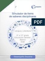 Lengua y Literatura8 10EGB