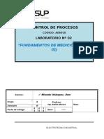 Lab 02 Control de Procesos