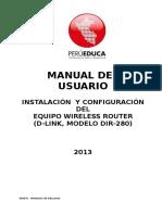 Manual Del AP Dlink-wfm-111 v.2013