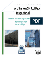 20150604 SDI Roof Deck Webinar SEAoP [Compatibility Mode]