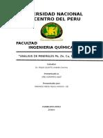 INFORME QUIMICA ANALITICA ANALISIS DE MINERALES.docx