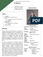 Emmanuel-Joseph Sieyès - Wikipedia, La Enciclopedia Libre