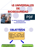 P1 Medidas Universales de Bioseguridad
