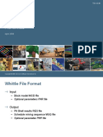 3 - Whittle File Formats