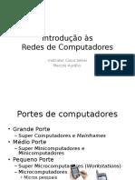 Redes ip V6