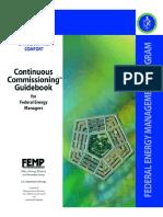FEMP Continuous Cx Guidebook