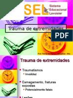 Aula Trauma de Extremidades