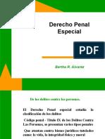 Derecho Penal Especial II Parte
