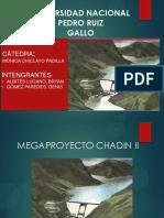 Megaproyecto Chadin II