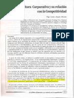 4-La Cultura Corporativa y Su Relación Con La Competitividad.