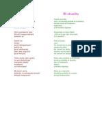 Poemas en Zapoteco