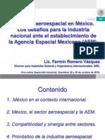 Retos Del Sector Aeroespacial en Mexico1