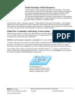 Fluid Mechanics -Fluid Dynamics