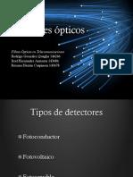 Detectores Ópticos