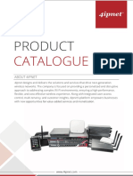 4ipnet Product Catalogue 2016