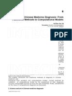 Advances in Chinese Medicine Diagnosis.rtf