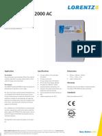 Lorentz Pp2000 Ac Powerpack Manual en-p