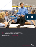 Manufacturing Proccess Management Brochure