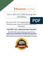 300-115 Exam Q&A