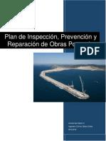 Plan de Inspección, Prevención y Reparación de Obras Portuarias, Diques, Muelles, Duques de Alba (Borrador1. Ing. Civil.camila San Martín Carrasco)