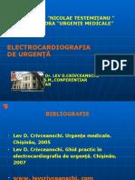 ECG Urgenta Dezechilibrile Ischemice