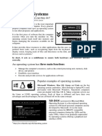 Operating Systems Article assignment