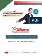 Xpert Infotech Training Proposal