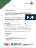 Privi Data Sheet