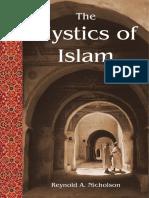 (Library of perennial philosophy_ Spiritual classics) Reynold  A. Nicholson-The Mystics of Islam-World Wisdom (2003).pdf