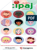 Boletín del CIPAJ nº 354 de septiembre de 2016
