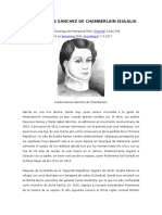 Eulalia Ramos Sánchez de Chamberlain