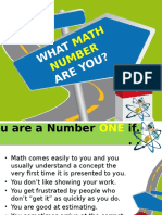 What Math Number Are You.pptx