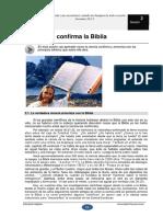 Módulo de Ciencia y Biblia SESIÓN 2