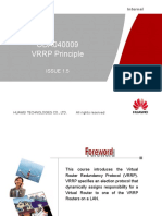 Vrrp Principle Issue1.5