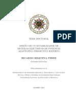 Estabilidad de Los Sitemas Electricos de Potencia