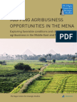 Mapping Agribusiness Opportunities in the MENA