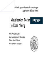 Data Mining Visualization