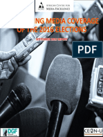 Monitoring Media Coverage of the 2016 Elections, September 2015 report