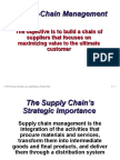 Chapter 6 Supply Chain Mgmt