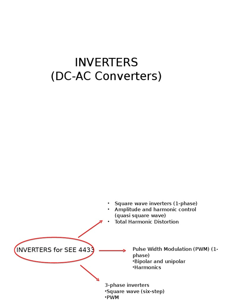 Inverters 1 Power Inverter Electronics Sine Wavedc Sign Wavesine Wave Diagrampwm Inverterpure